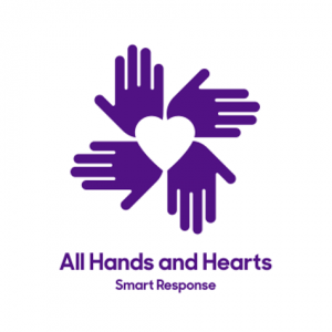 All Hands and Hearts Smart Response Logo