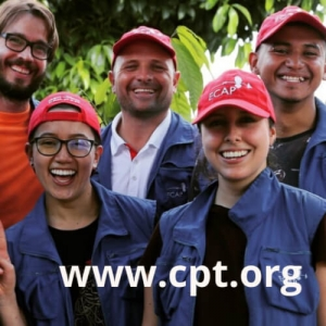 Photo of volunteers for Christian Peacemaker Teams