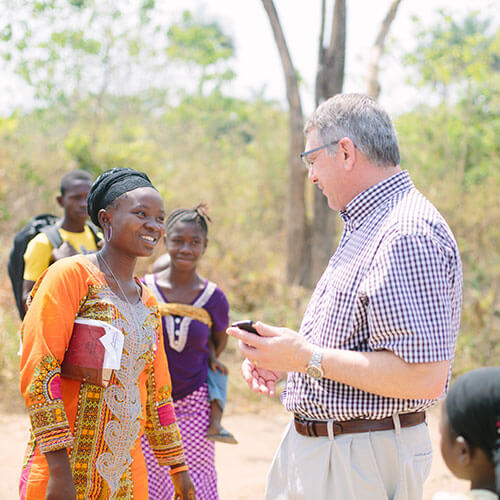 WHI takes volunteers throughout the world on service, medical, church missions or vision trips